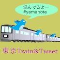 東京TrainTweets logo