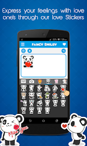 Fancy Smiley Pack screenshot 5