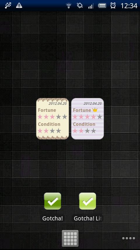 Everyday happy♥- screenshot