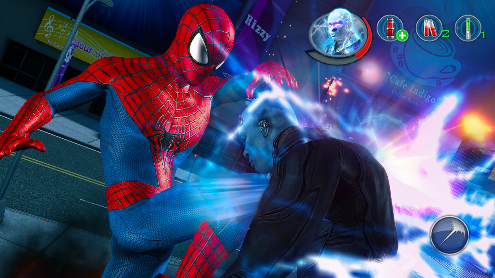 The Amazing Spider-Man 2- screenshot