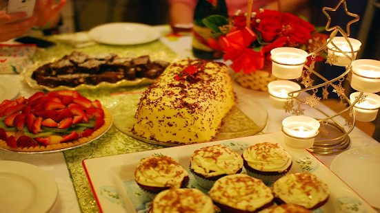 Decoracion mesa para navidad android apps on google play - Decoracion de mesa para navidad ...
