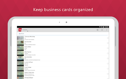 Business Card Reader Pro Screenshot 6