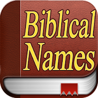 Biblical Names with Meaning 1.0