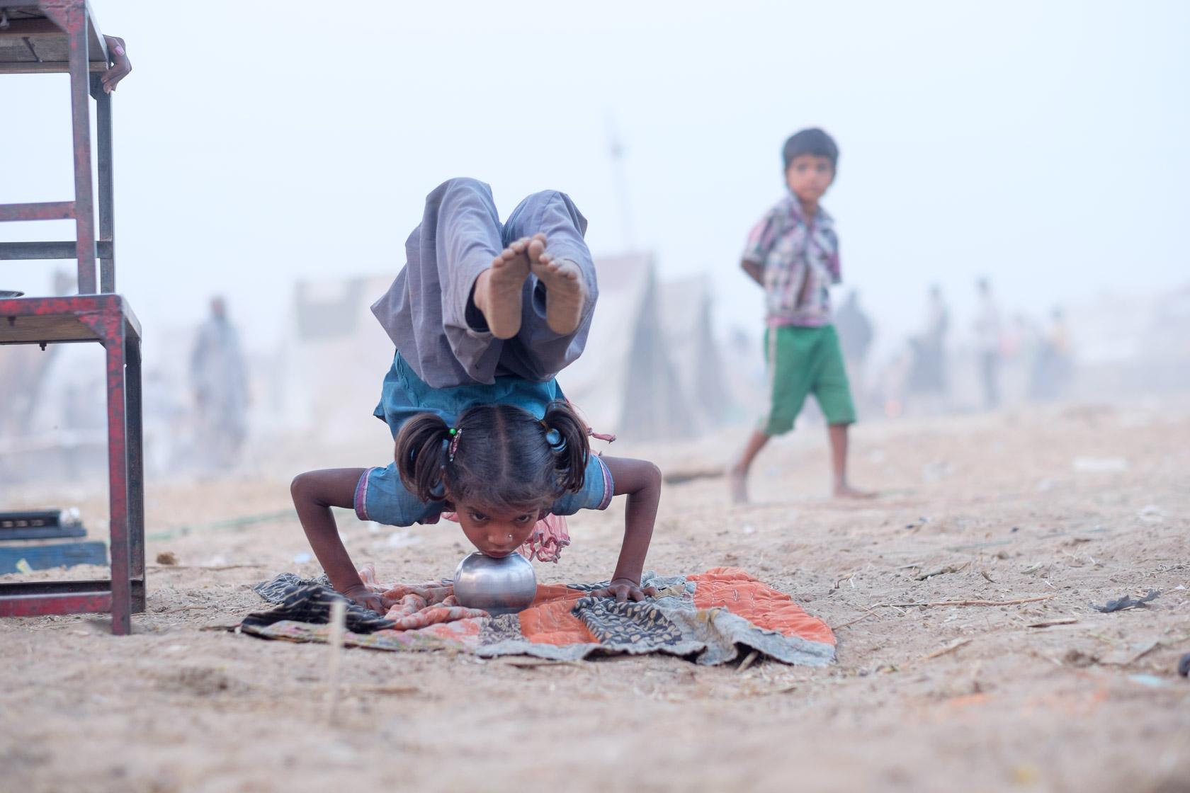 Street Performer, Pushkar, India