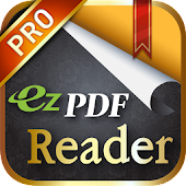 ezPDF Reader - Multimedia PDF icon