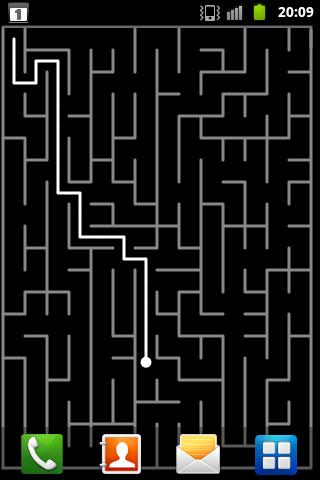 Labyrinth Live Wallpaper