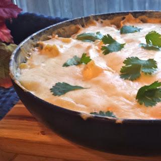 Creamy Cajun Chicken Lasagna