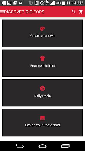 Gigitops - Unique T-Shirts