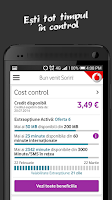 Screenshot of MyVodafone