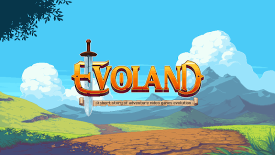 Evoland- screenshot thumbnail