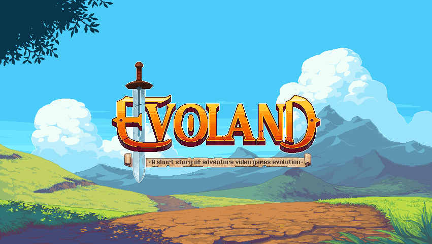 Evoland- screenshot