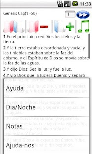 Holy Bible Reina Valera- screenshot thumbnail