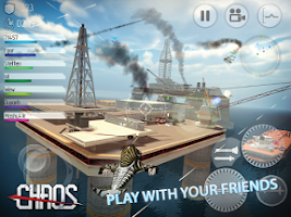 Screenshot of CHAOS Combat Helicopter 3D