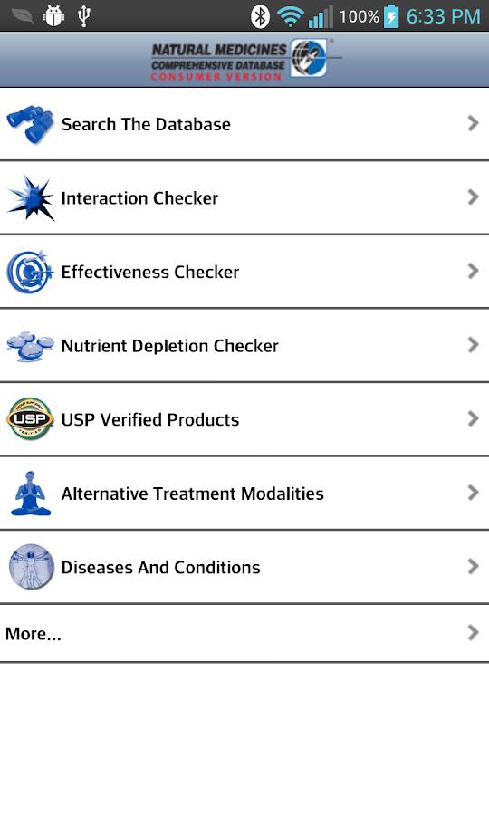 Prescriber S Letter Natural Medicines Comprehensive Database
