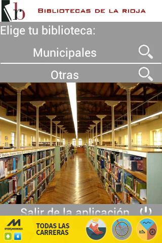 Bibliotecas de La Rioja