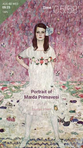 메다 프리마베시의 초상 버즈런처 테마 홈팩
