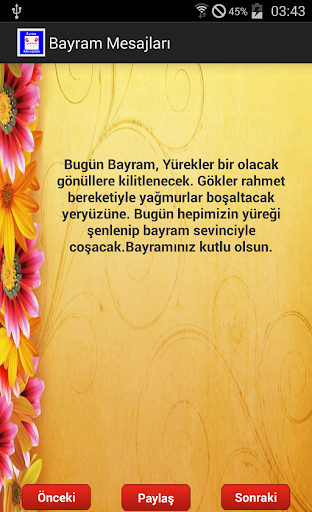 【免費社交App】Bayram Mesajları 2014-APP點子