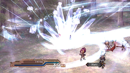 RPG Record of Agarest War Zero- screenshot thumbnail