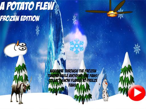 A Potato Flew Frozen Edition