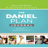 Daniel Plan Journal 40 Days
