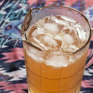 Rhubarb-Ginger Cooler