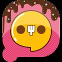 Easy SMS Dessert theme icon