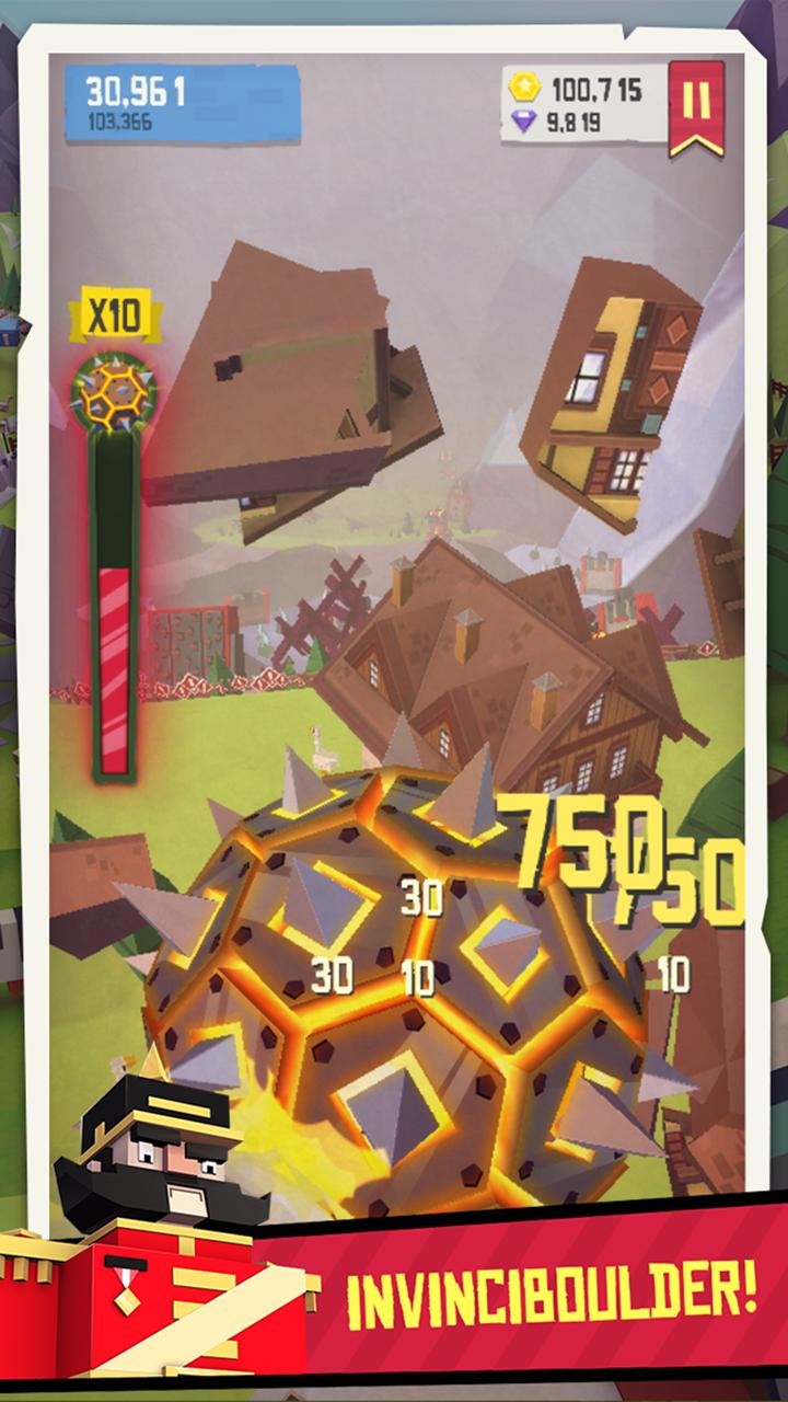 Giant Boulder of Death screenshot #4
