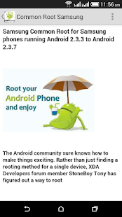 Root android : Rootland- screenshot thumbnail