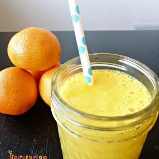 Clementine Sparkler – #glutenfree #adultbeverage.