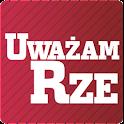 Uważam Rze logo