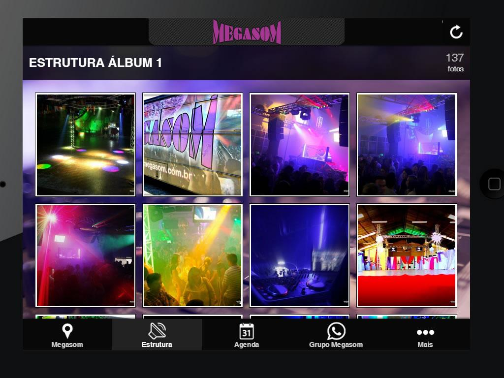 Megasom- screenshot