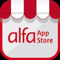 Alfa App Store icon