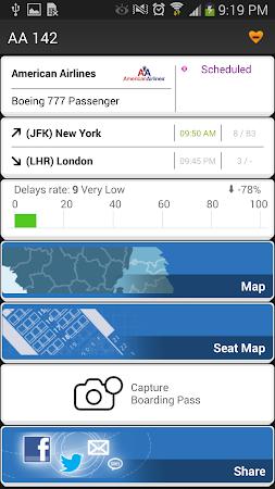 Airline Flight Status Tracking 1.7.5 screenshot 206386