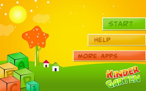 Kindergarten free fun kids app for android - Kinderapps gratis ...