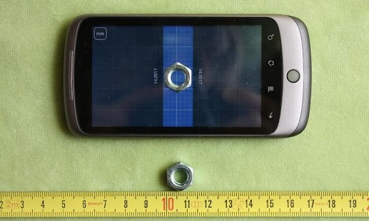 Millimeter - screen ruler - screenshot thumbnail