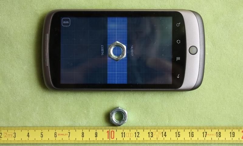 Millimeter - screen ruler app screenshot #3