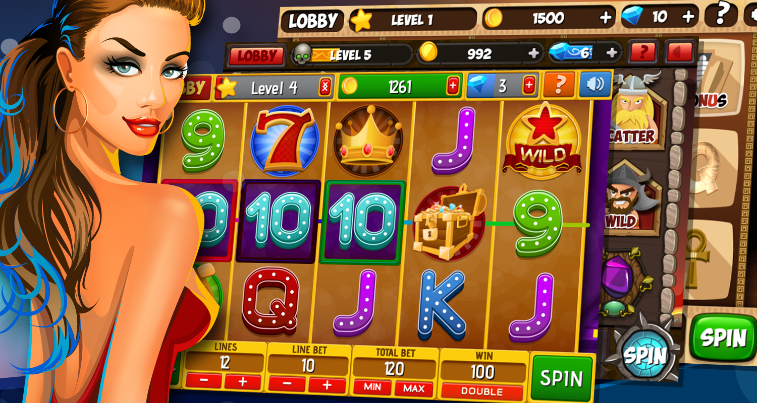 Music Slots - Play Free Online Slot Machines in Music Theme