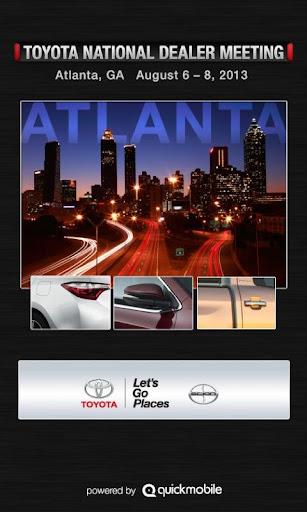 Toyota National Dealer Meeting