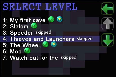 Lunar Caver- screenshot