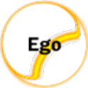 Stroke Your Ego Free logo
