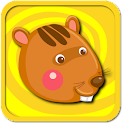 Fruit Bubble Shooter(Kids Fun) icon