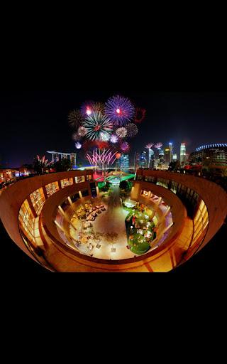Fireworks Image Live Wallpaper