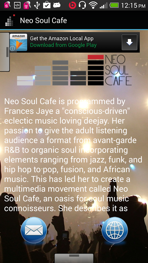 Neo Soul Cafe - screenshot
