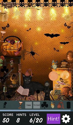 Hidden Object - Halloween Time
