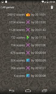 2048 Parrots, Best puzzle game - náhled