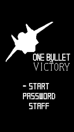 One Bullet to Victory