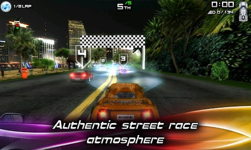 Race Illegal: High Speed 3D - screenshot thumbnail
