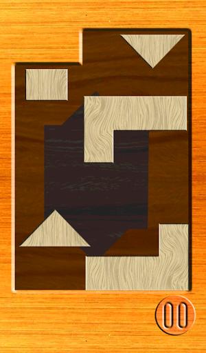 Fit It- A Wood Puzzle