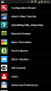Barcode scanner + Inventory - screenshot thumbnail
