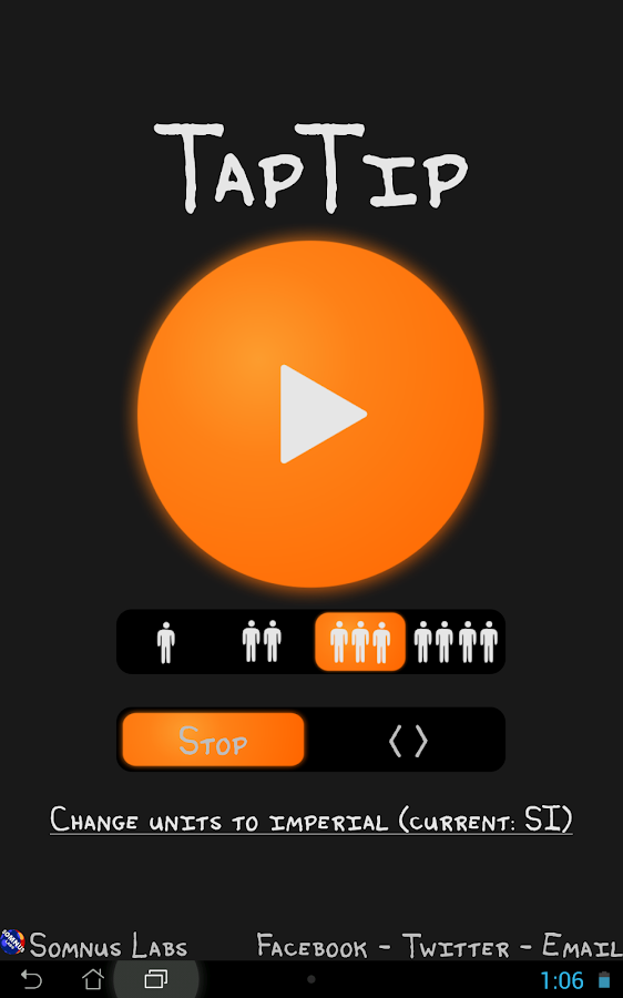 TapTip - 4 Player Quiz- screenshot